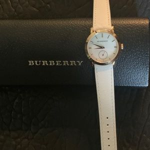 Burberry Ladies Swiss Quartz Watch